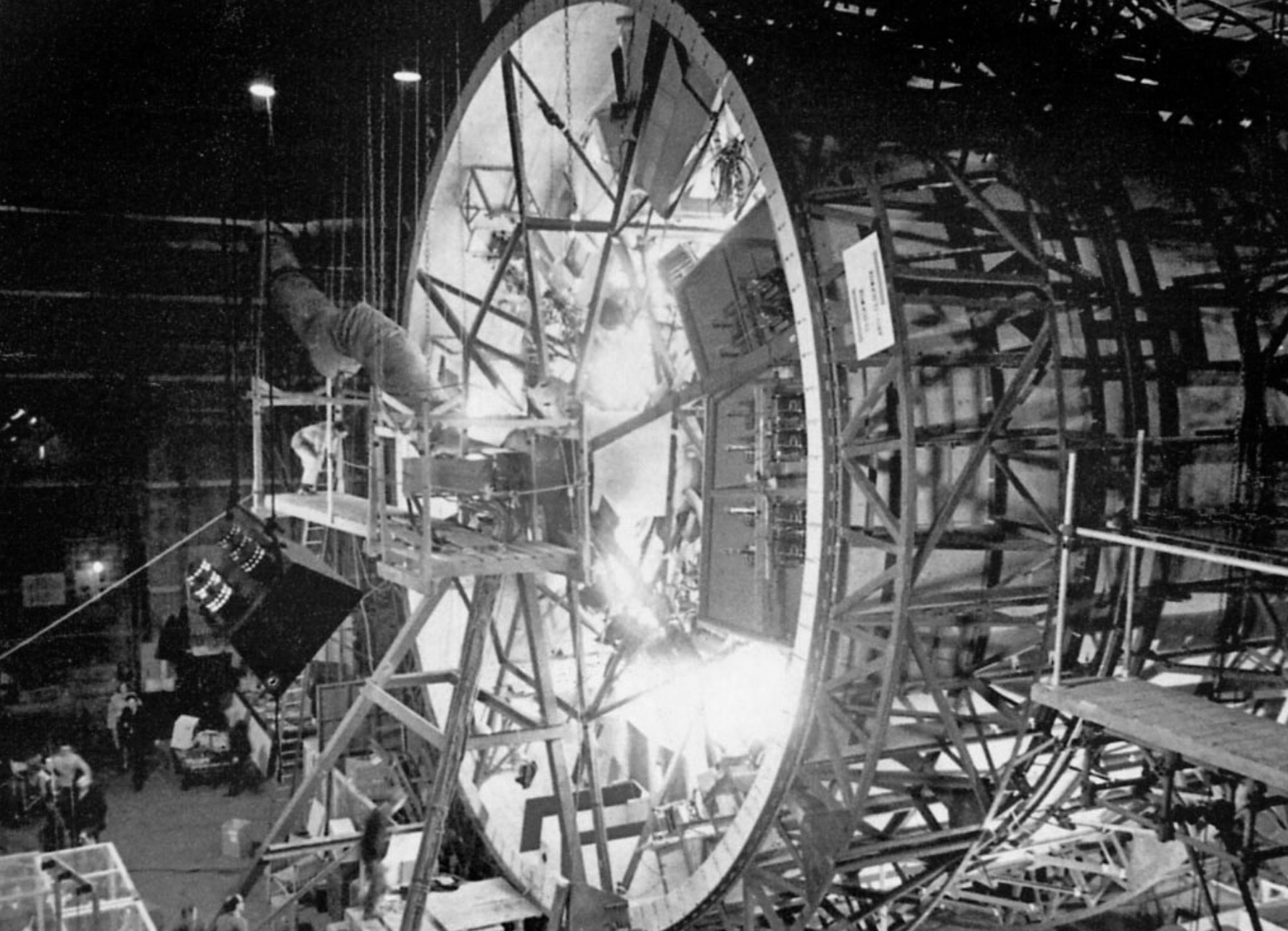 How Experimental Gravity made Space Movies Classic