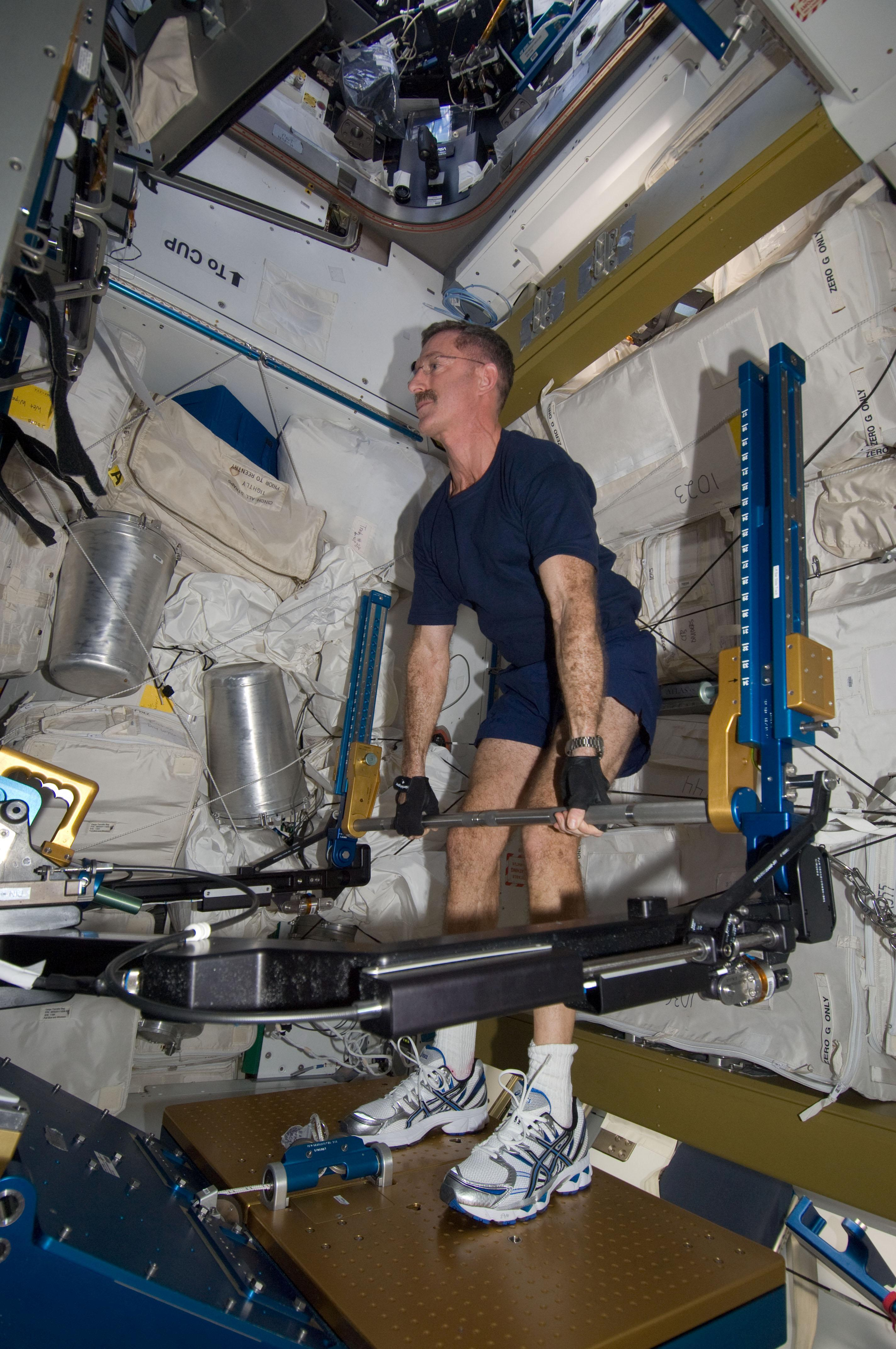 The Effects of Space Travel on The Body