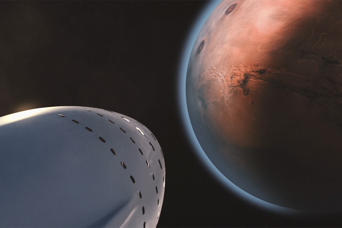 The Colonization of Space