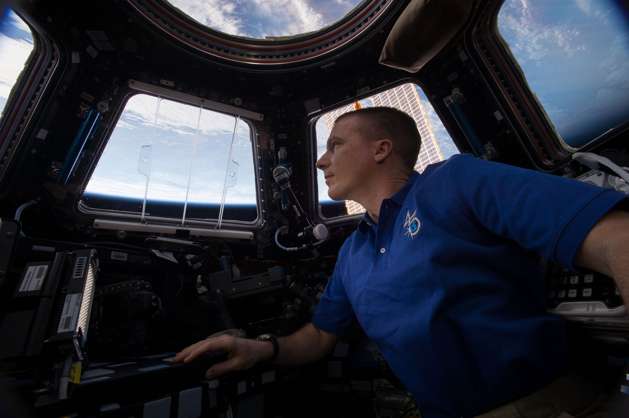 A Day on the International Space Station