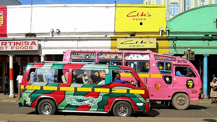 Matatus: A Cultural Transit System