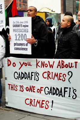 Gaddafi Government - Wall Street Journal