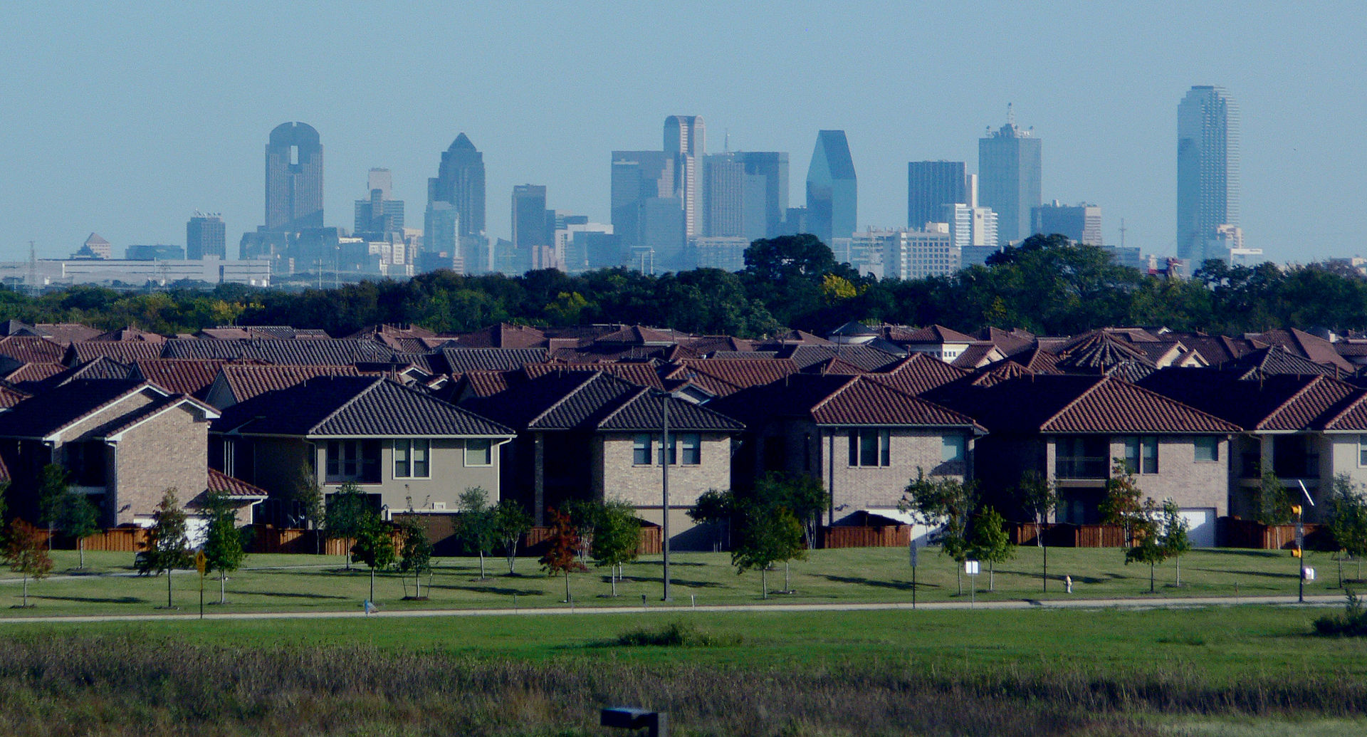 Postmodernism and the Suburbs