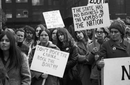 How the Second Wave of Feminism Advanced Women's Healthcare