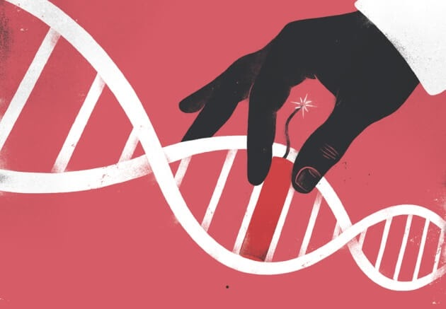CRISPR's promise: Balancing the benefits and risks of human gene ...