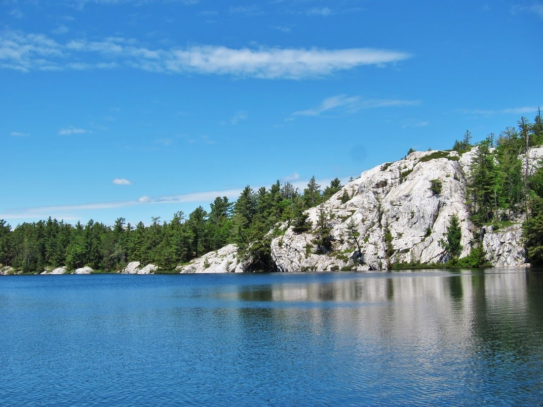 One Week on the La Cloche Silhouette Trail | A Taste of Trace