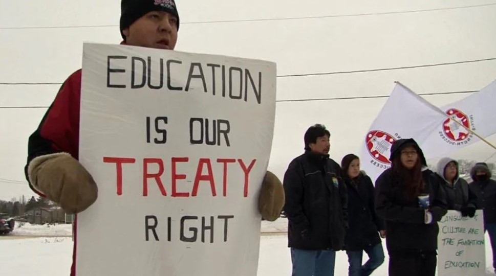Closing the Post-Secondary Education Gap: Indigenous Funding Myths