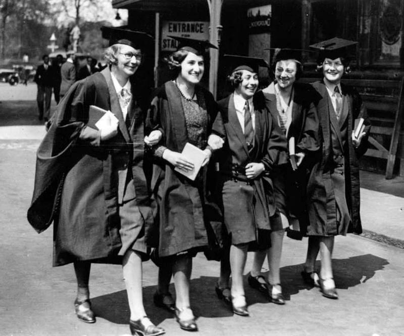 Representation of Women in STEM Education