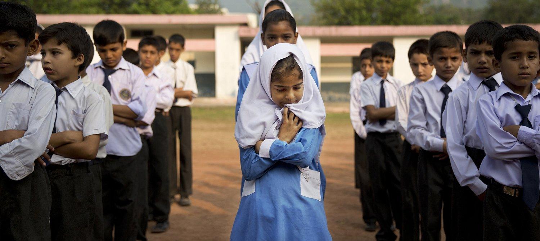 These 12 Intimate Photos Capture Girlhood Around the World