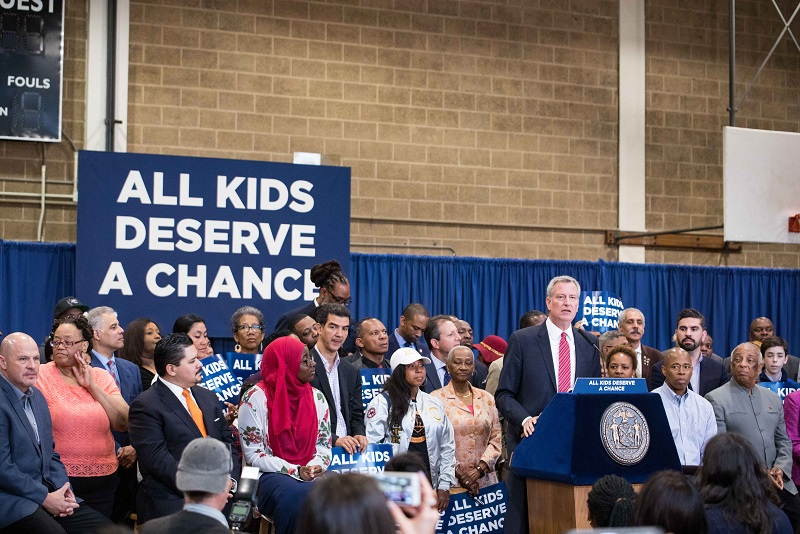 Are New York City's Elite High Schools Justified?