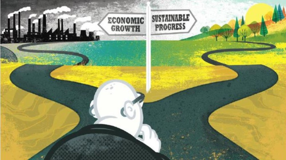 The GDP Delusion: How Degrowth Organizes Social Welfare Over Capital