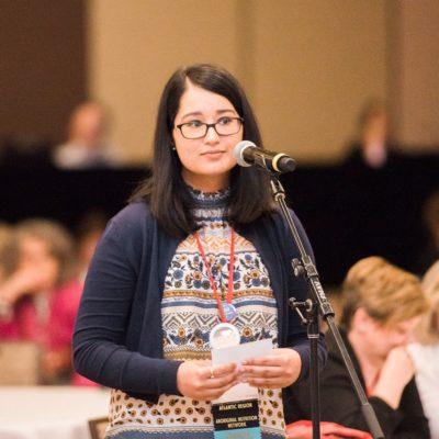 Gurneet Dhami | MSc Nutrition Candidate, Social Innovator & Food JusticeAdvocate
