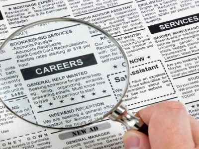 The Job Market is an Elusive Thing