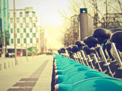 Biking Is The Way To Go!