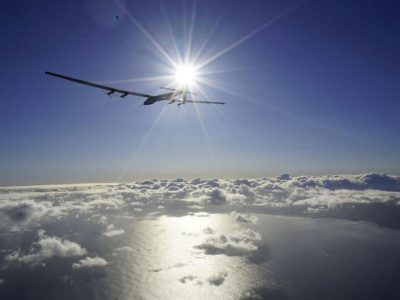 The First Solar-Powered Flight Around the World