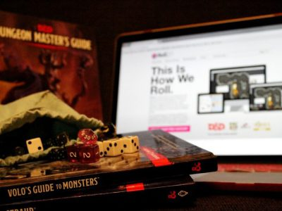 The New Age of D&D: How Tech is Modernizing a Classic Game