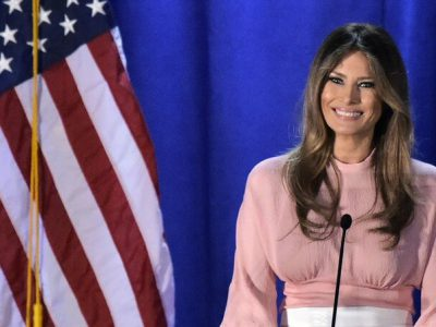 OPINION: Melania Trump Wants To End Cyber Bullying