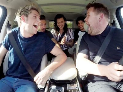 The Undeniable Youth In Carpool Karaoke