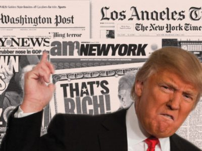 The War On Journalism In Trump's America