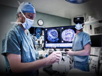 How Virtual Reality is Revolutionizing Neurosurgery