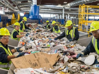 Wales Doubled its Recycling Rates – Here's How America Can Too
