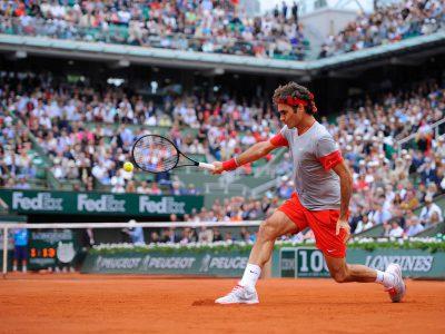 Following Federer's Footsteps
