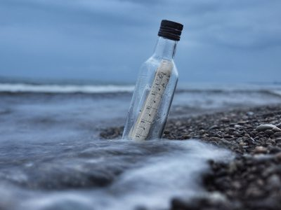 Can Messages in Bottles yield Relationships?