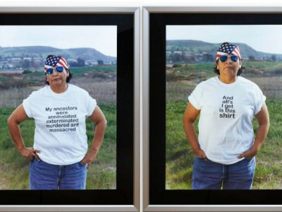 """Revisiting Canada's Past in Shelley Niro's """"The Shirt"""""""