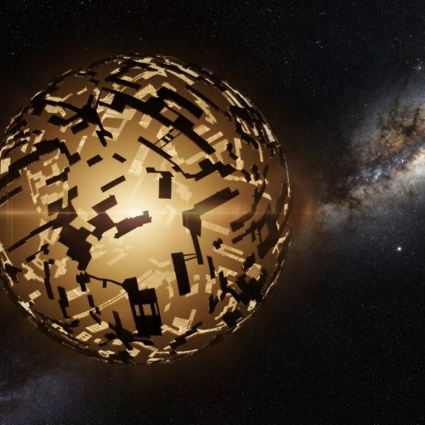 The Dyson Sphere: A Hypothetical Project of Astronomical Proportions