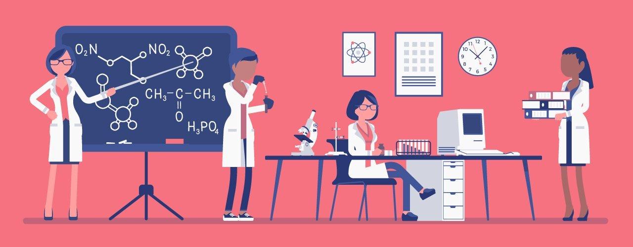 The Persisting Gender Gap in STEM