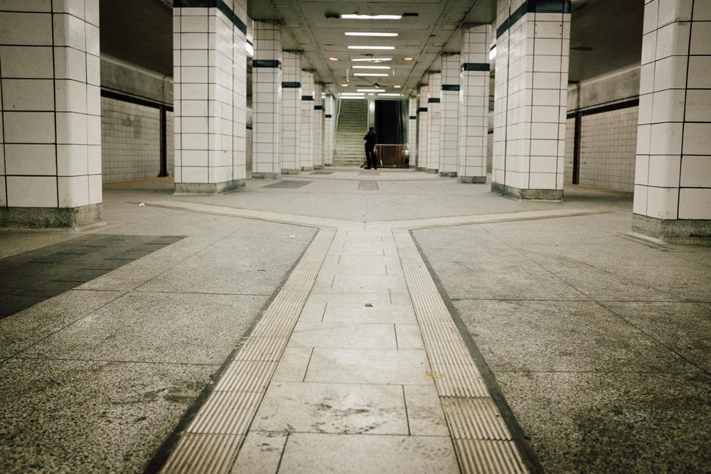 Lower Bay Station
