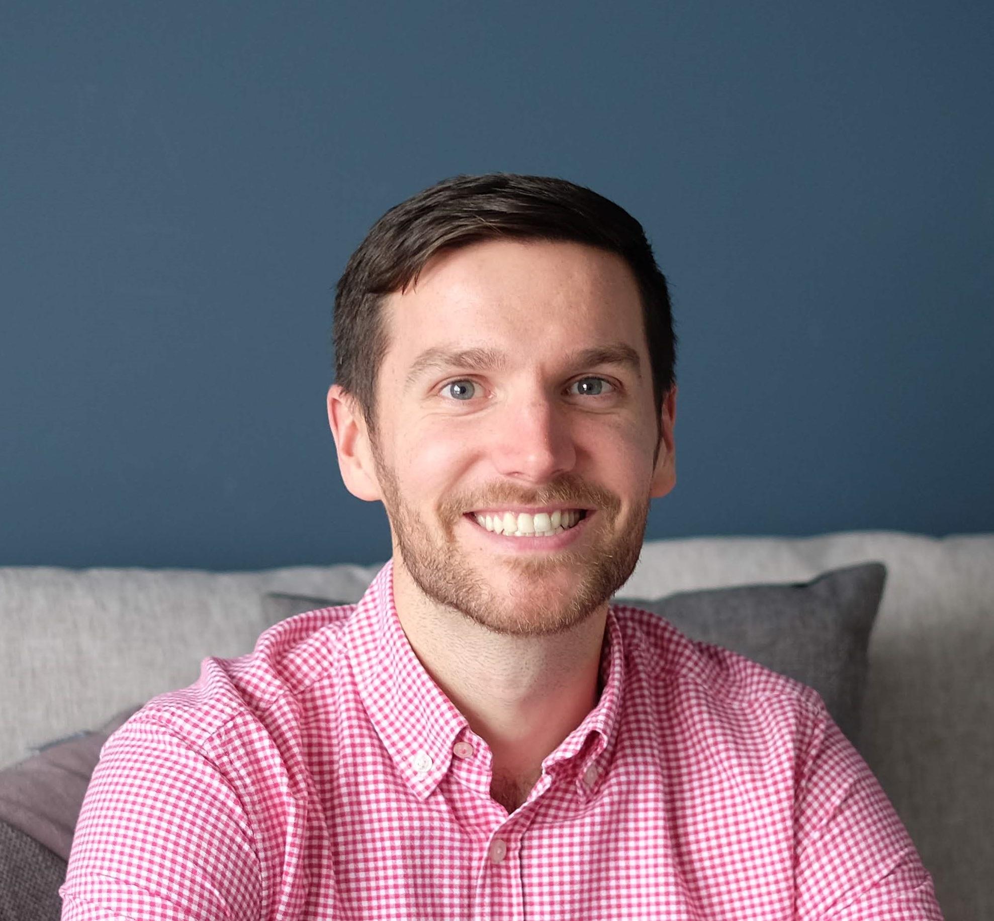 Evan Hallward | Founder of Aboard