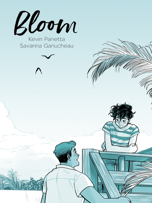 The book cover of Bloom by Kevin Panetta and Savanna Ganucheau.