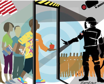 School to Prison Pipeline System in the United States