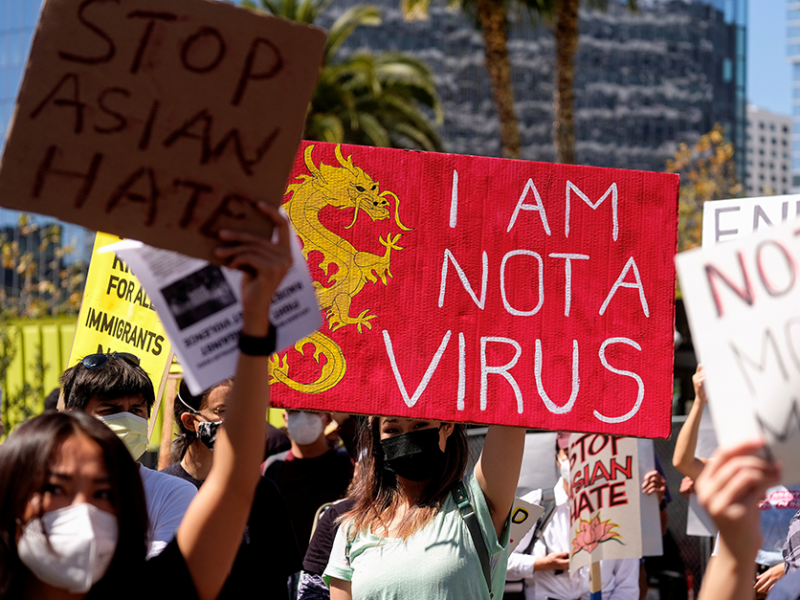 I am not a virus poster