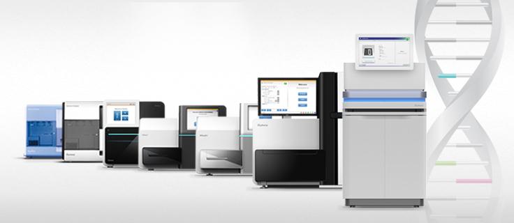 Next gen sequencing technology