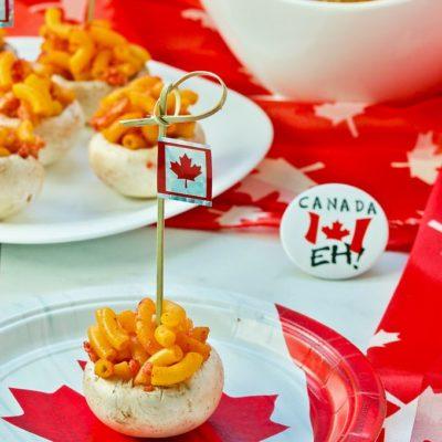 platter of canadian food