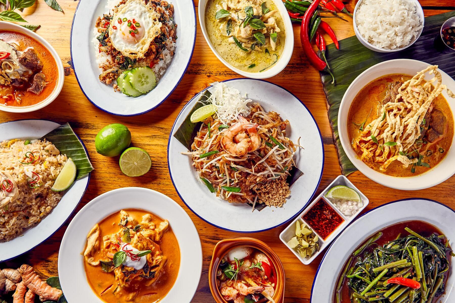 multicultural food